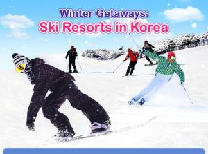 Du lịch Hàn Quốc 5N4D 28 tết 2016: Seoul - Nami - Ski Province