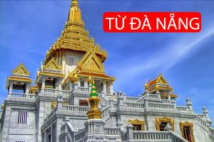 Tour Du Lịch Thái Lan Khởi Hành Từ Đà Nẵng 5 Ngày 4 Đêm: Bangkok - Pattaya