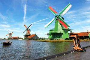 Du Lịch Hà Lan Giá Rẻ Kết Hợp Du Lịch Pháp - Luxembourg - Đức - Hà Lan - Bỉ