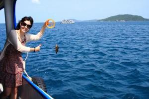 Du lịch Phú Quốc: Hàm Ninh - Bãi sao - Chùa hộ pháp - Gành dầu