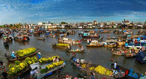 Tour Du Lịch Miền Tây: Cần Thơ - Sóc Trăng Khởi Hành Từ Sài Gòn