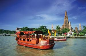 Tour du lịch Thái Lan giá rẻ khởi hành từ sài Gòn 2018: Bang Kok - Pattaya