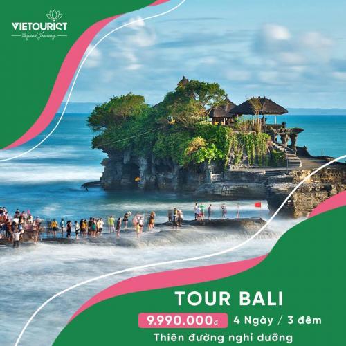 Tour Du Lịch Bali 4 Ngày 3 Đêm Khởi Hành Từ Sài Gòn - Bay Vietnam Airlines