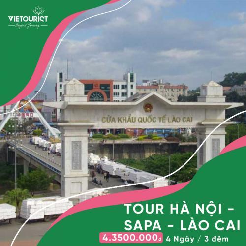 Tour Du Lịch Hà Nội - Lào Cai - Sapa 4 Ngày 3 Đêm