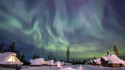 Tour Du Lịch Phần Lan - Săn Bắc Cực Quang 8N7D