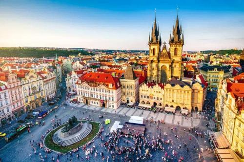 Tour Du Lịch Séc Kết Hợp 4 Nước Áo - Hungary - Slovenia - Ý  Trọn Gói