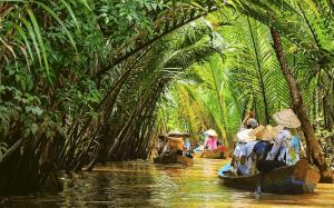 Tour Du Lịch Miền Tây 2 Ngày 1 Đêm Trọn Gói: Mỹ Tho - Cần Thơ Khởi Hành Từ Sài Gòn
