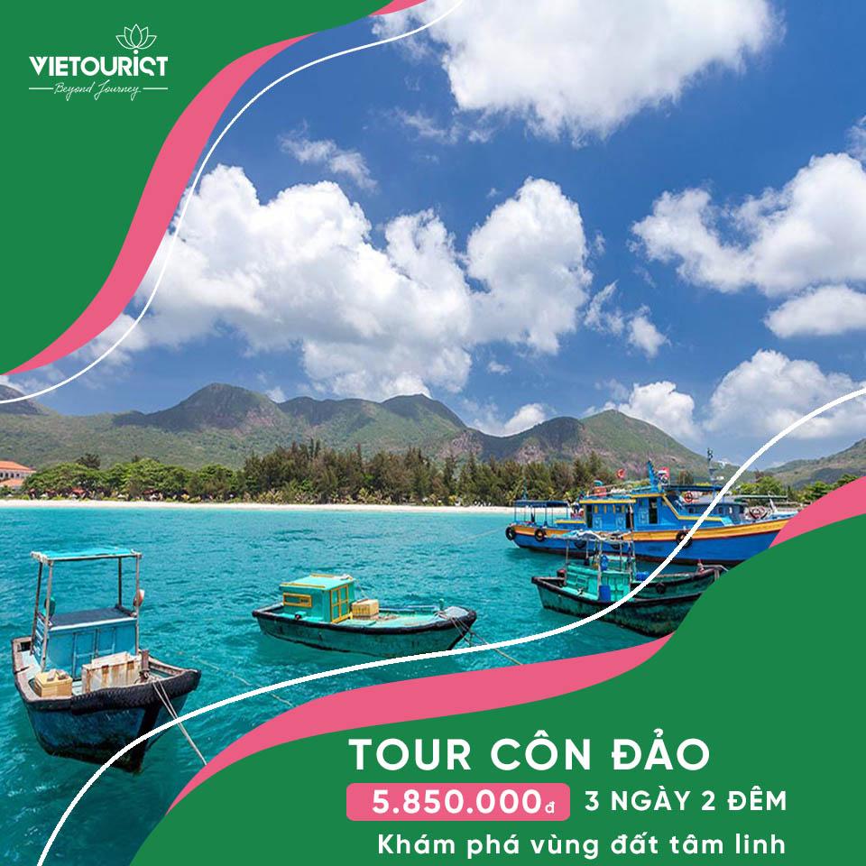 Tour Du Lịch Côn Đảo 3 Ngày 2 Đêm - Khám Phá Vùng Đất Anh Hùng