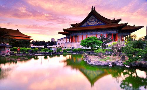 Du lịch Đài Loan siêu khuyến mãi