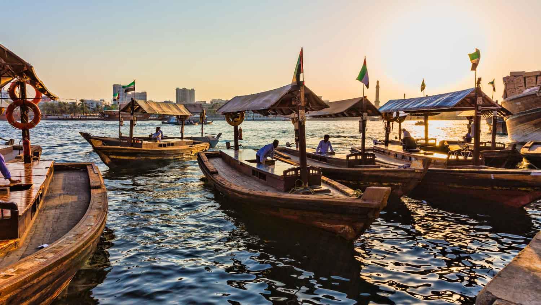 Abra Water Taxi