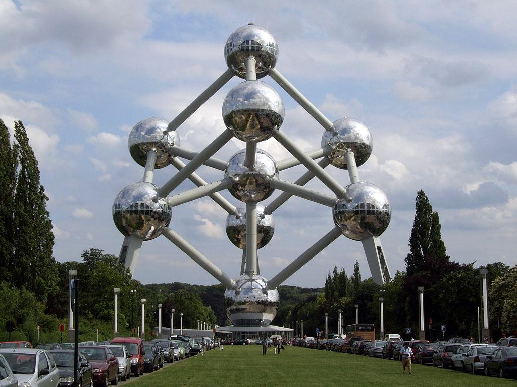 Bảo tàng phân tử Atomium