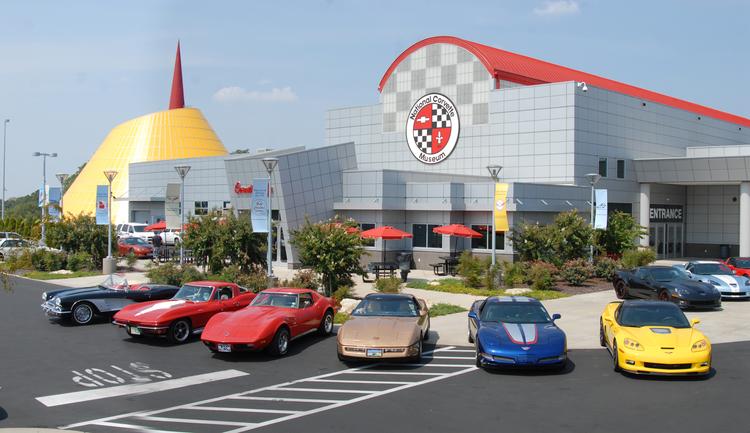 Bảo tàng Corvette Quốc gia