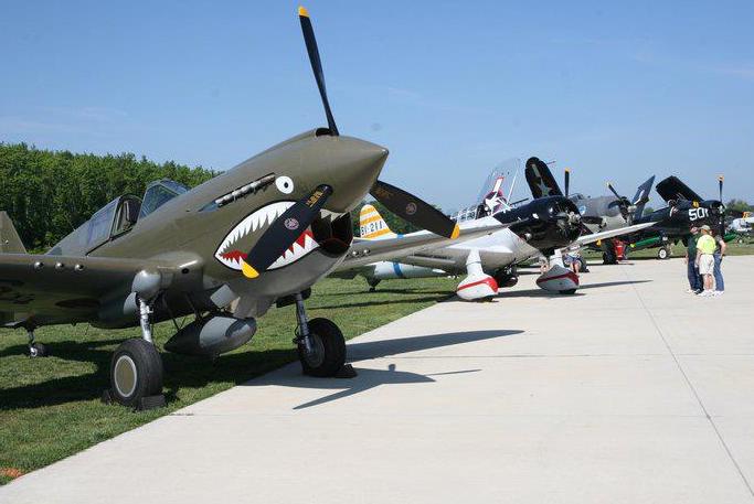 Bảo tàng hàng không quân đội