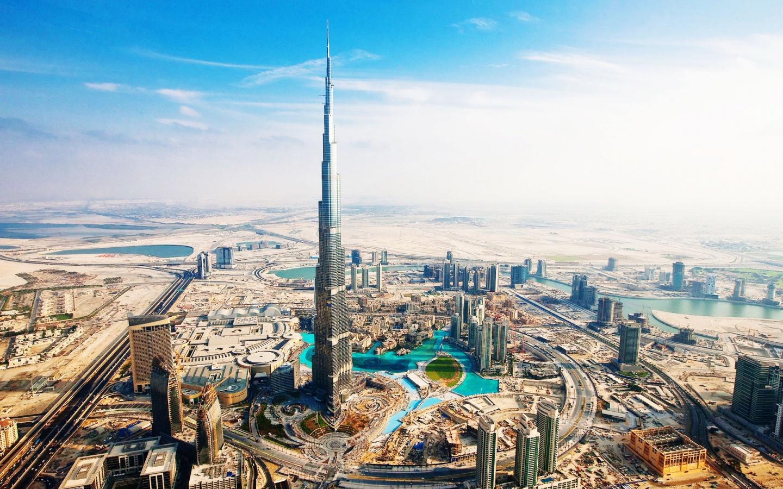 Tòa Tháp BURJ KHALIFA – Toà tháp được mệnh danh cao nhất Thế giới