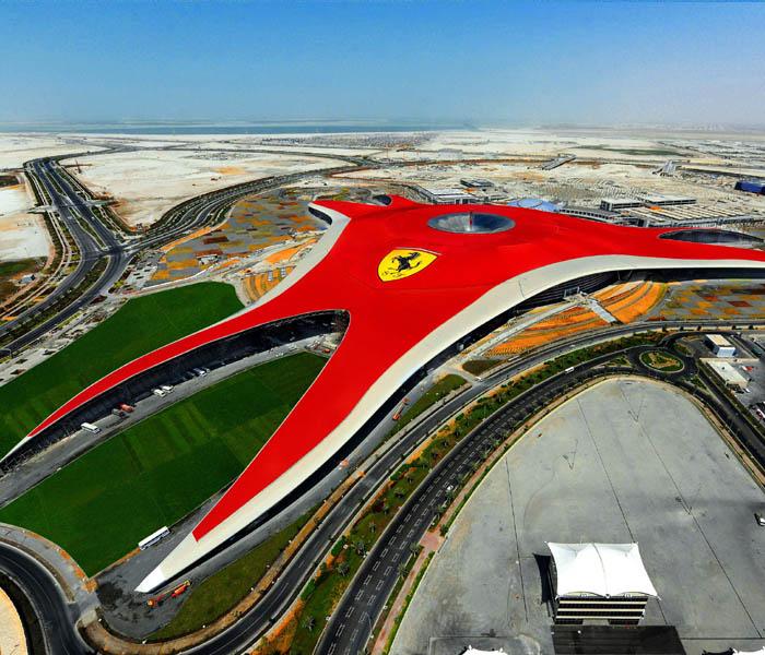 Công viên Thế giới Ferrari