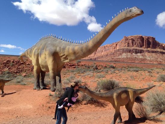 Công viên khủng long Moab Giants