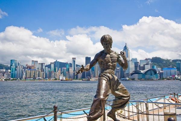 Du lịch Hong Kong - Đại lộ ngôi sao
