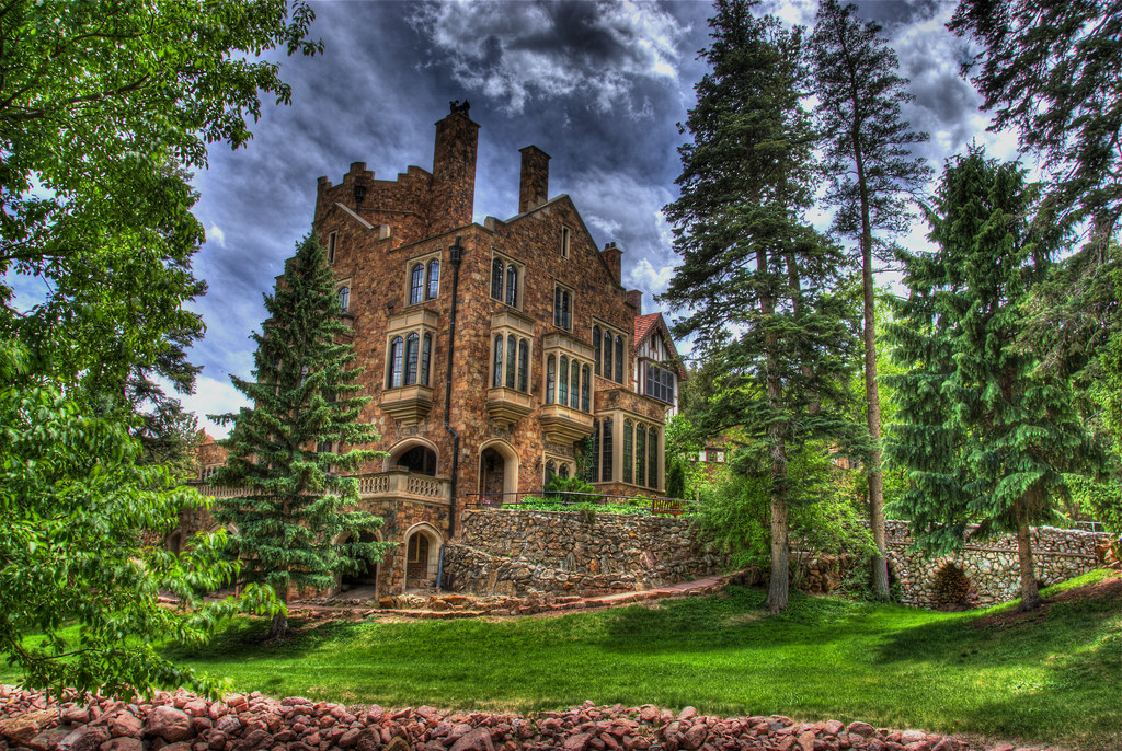 Glen Eyrie Castle, Colorado Springs