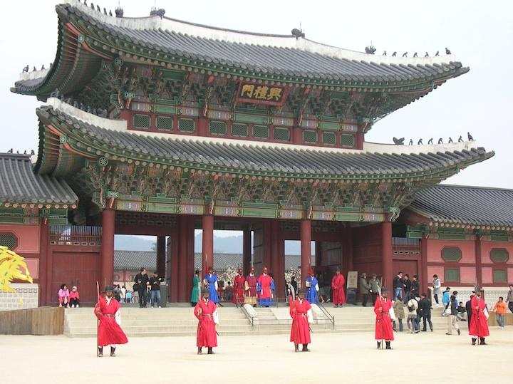 Gyeong-bok