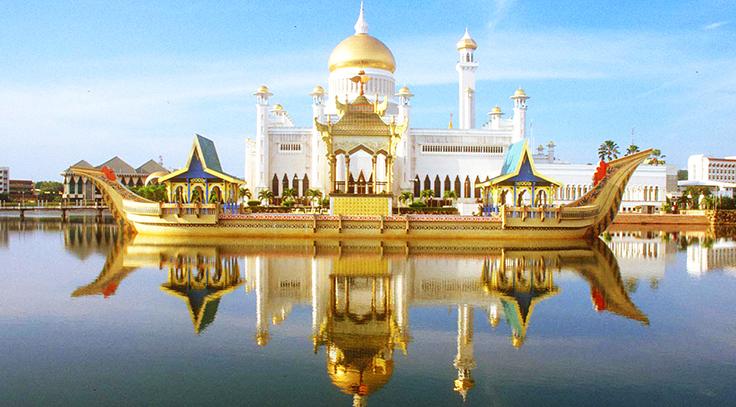 Istana Nurul Iman – Sultan's Palace