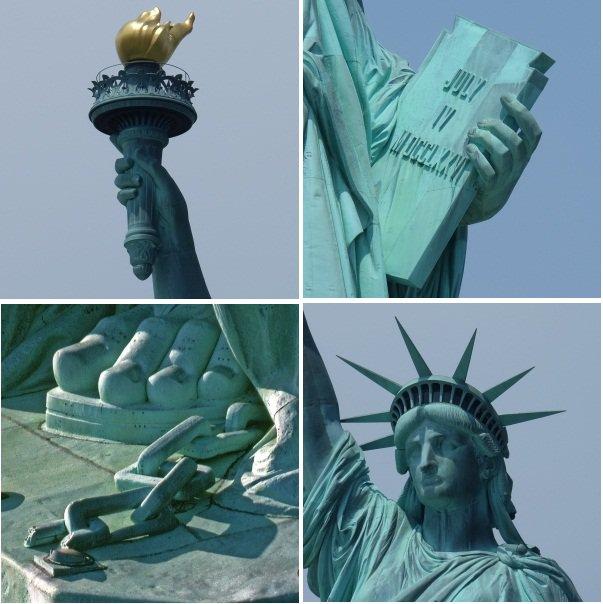 Liberty Enlightening the World