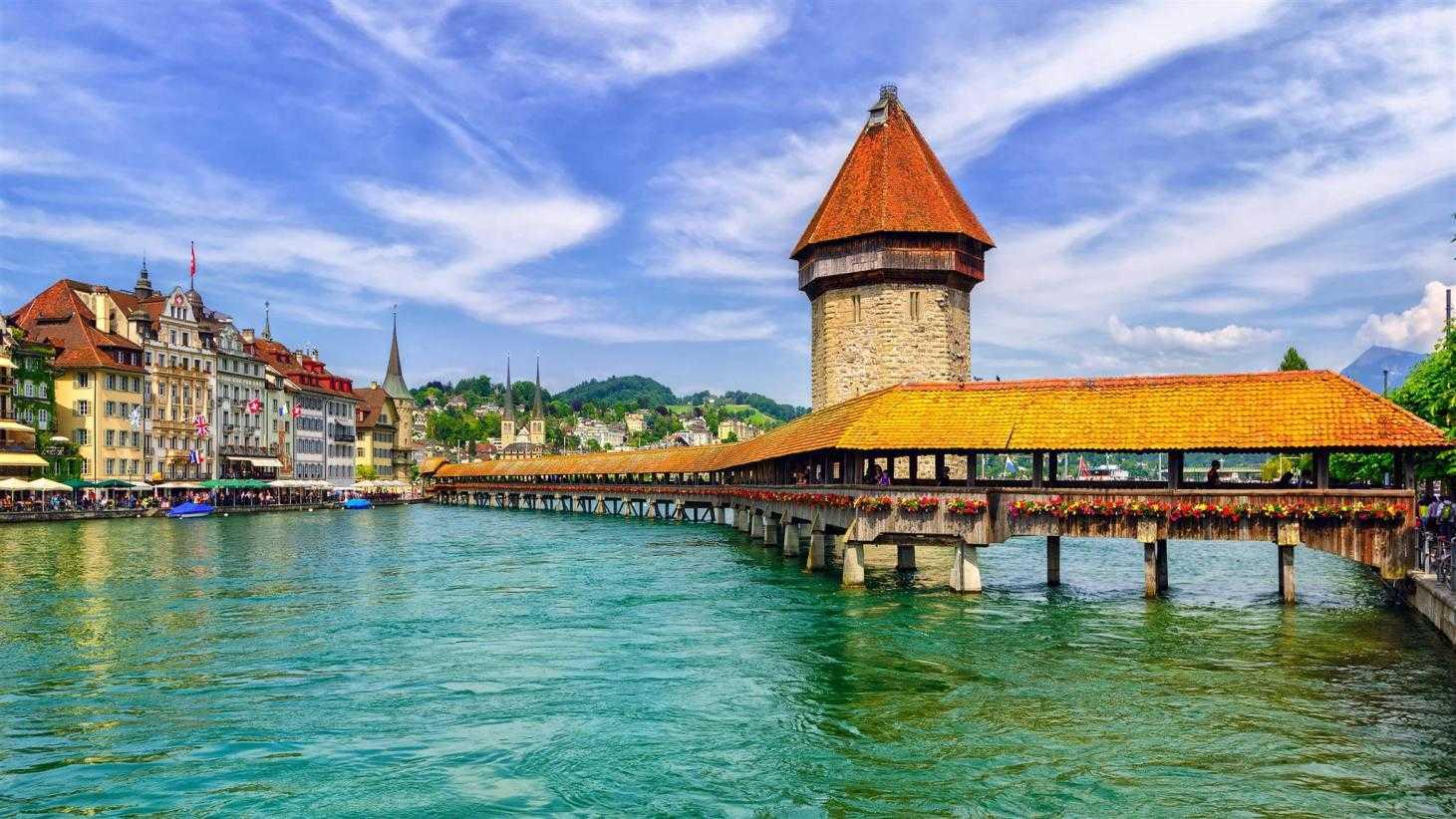 Vùng hồ Lucerne