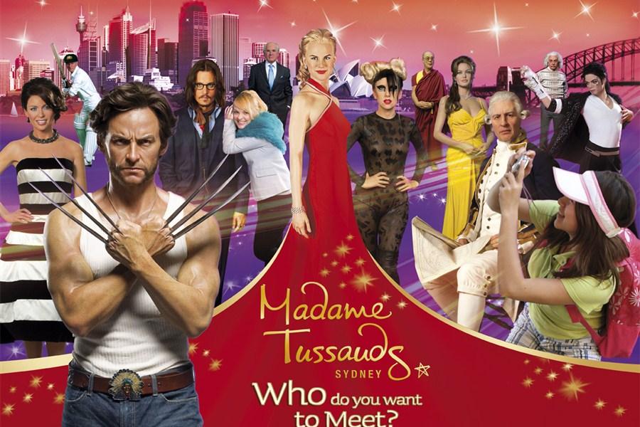 Madame Tussauds Australia