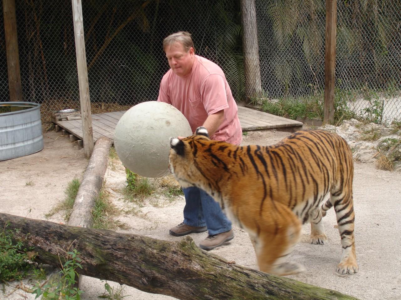 McCarthy's Wildlife Sanctuary, West Palm Beach, Florida
