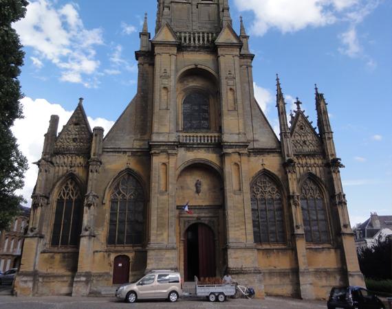 Nhà thờ Notre Dame D'Esperance