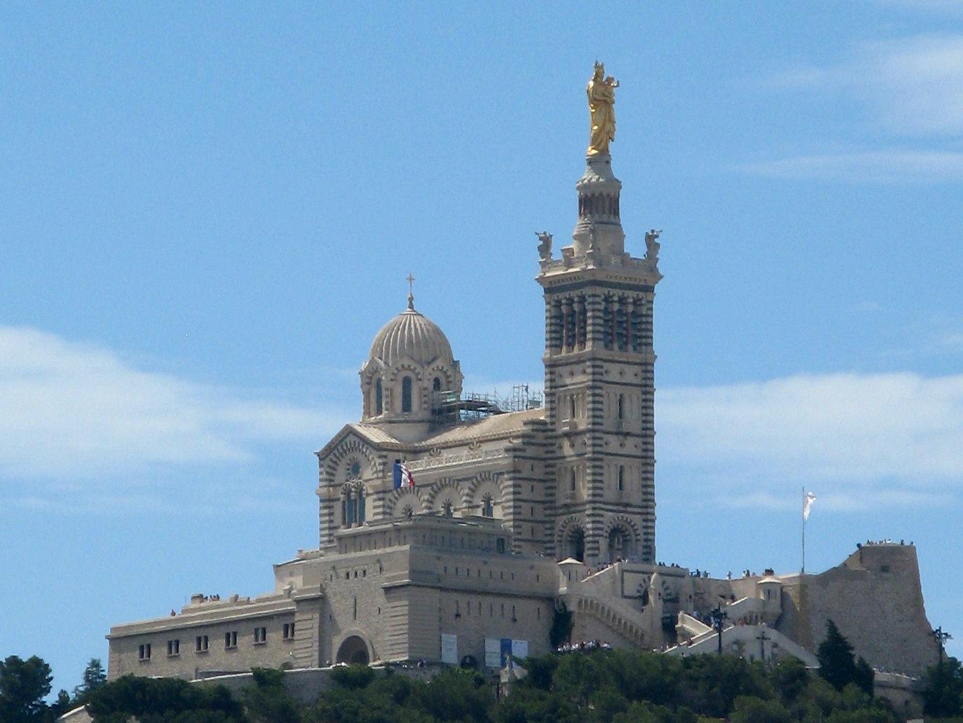 Nhà thờ Notre-Dame de la Garde