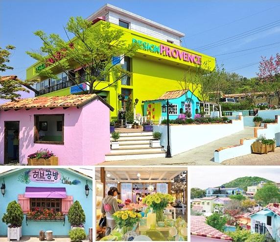 Paju Provence village