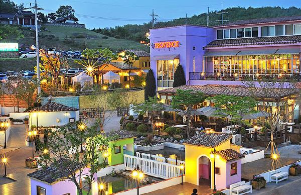 Paju Provence Village - Du lịch Hàn Quốc - Vietourist