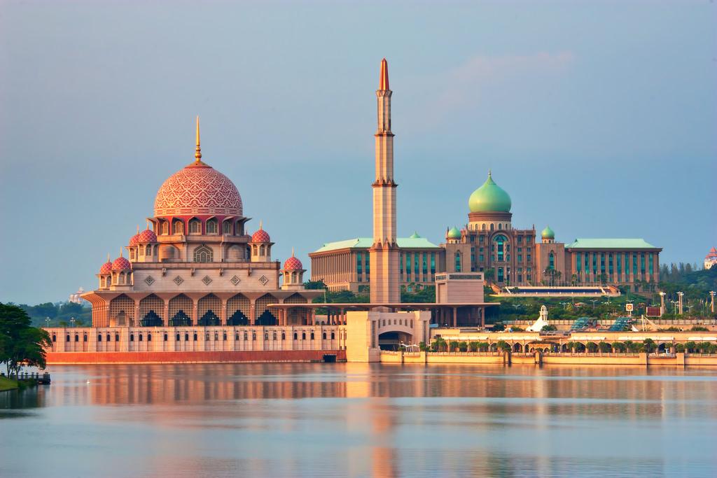 Putrajaya malaysia Tết 2018