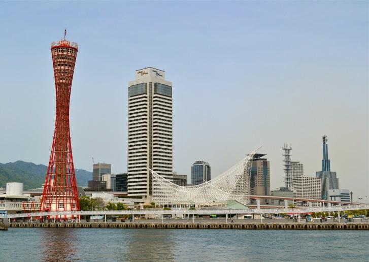 Tháp cảnh Kobe