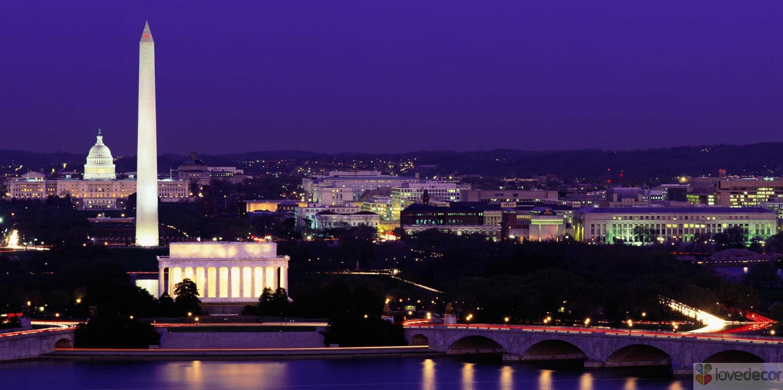 Washington Dc ve dem