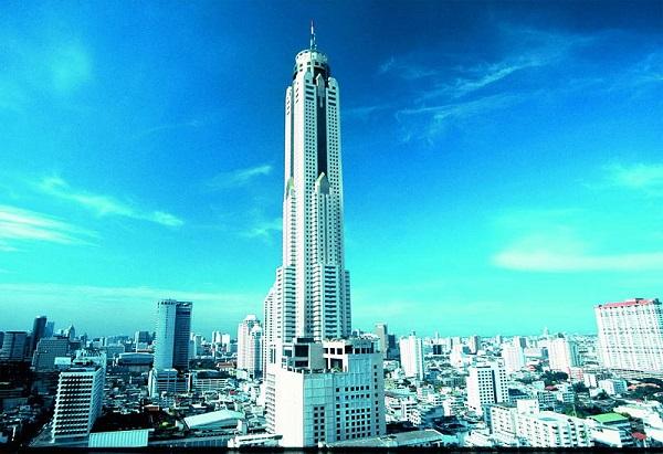 Baiyoke sky Thái Lan