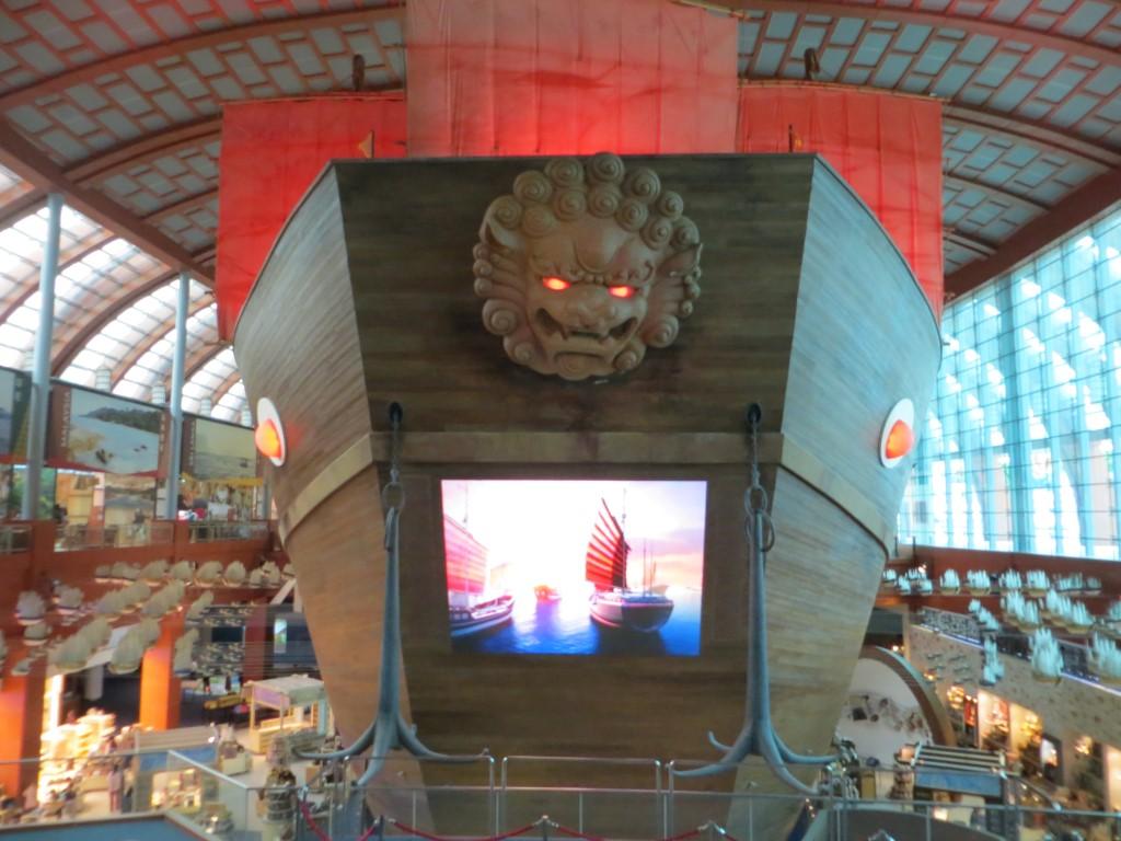 Bảo tàng hàng hải - Singapore