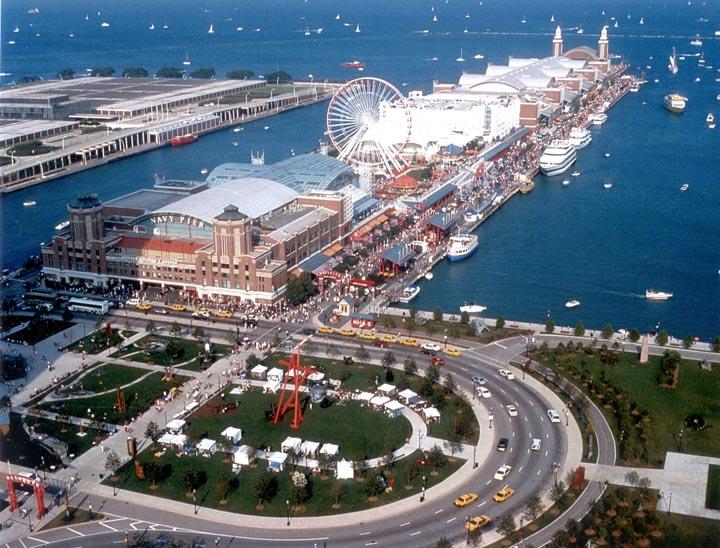 Cảng Navy - du lịch Mỹ giá tốt - Vietourist