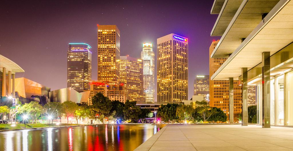 Các địa điểm du lịch ở Los Angeles