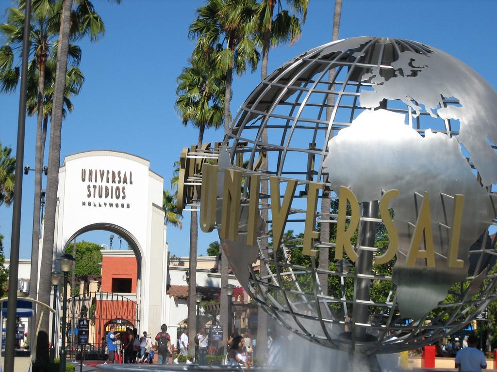 Các địa điểm du lịch ở Los angeles - công viên universal studio