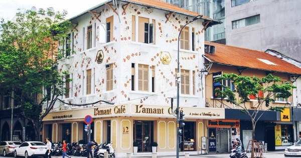 L'amant Caf Gia Lai – Cafe Organic