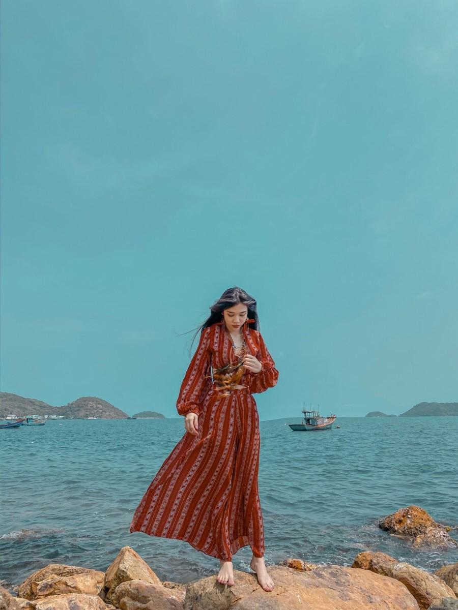 Trang phục khi du lịch Nha Trang