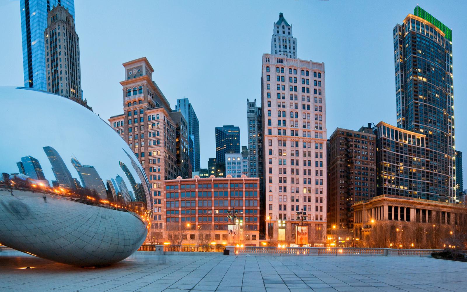 Chicago các địa điểm du lịch Yêu thích