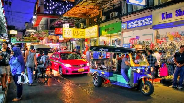 Chợ đêm Thái Lan