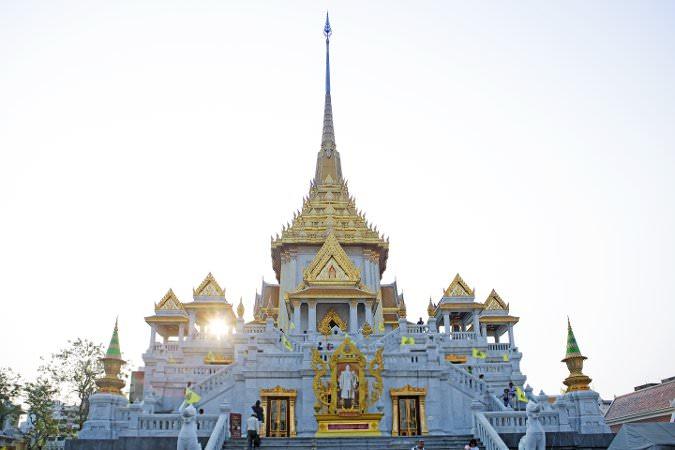 chùa Wat Trimit | du lịch Thái Lan Vietourist