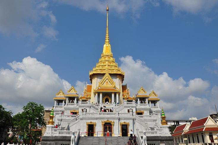 Chùa phật Vàng - Du lịch Thái Lan 2016 Vietourist