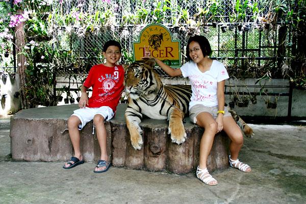 Công viên siracha - Du lịch Thái Lan giá rẻ