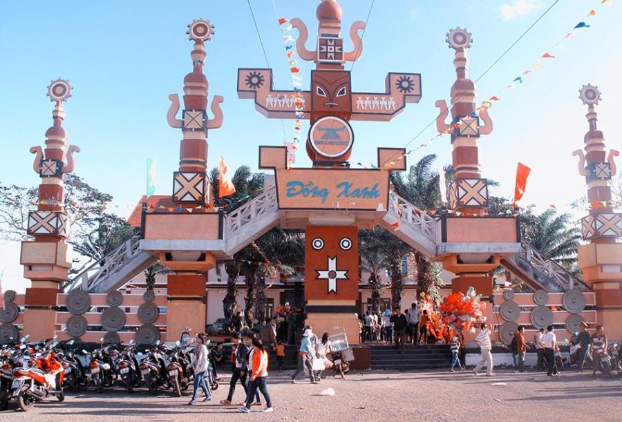 Công viên văn hoá Đồng Xanh