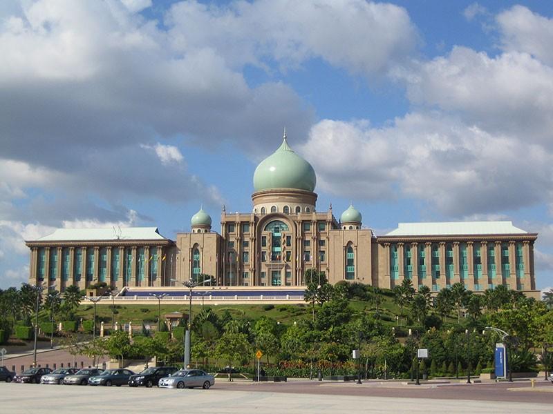 Cung Điện Hoàng Gia Malaysia - Vietourist
