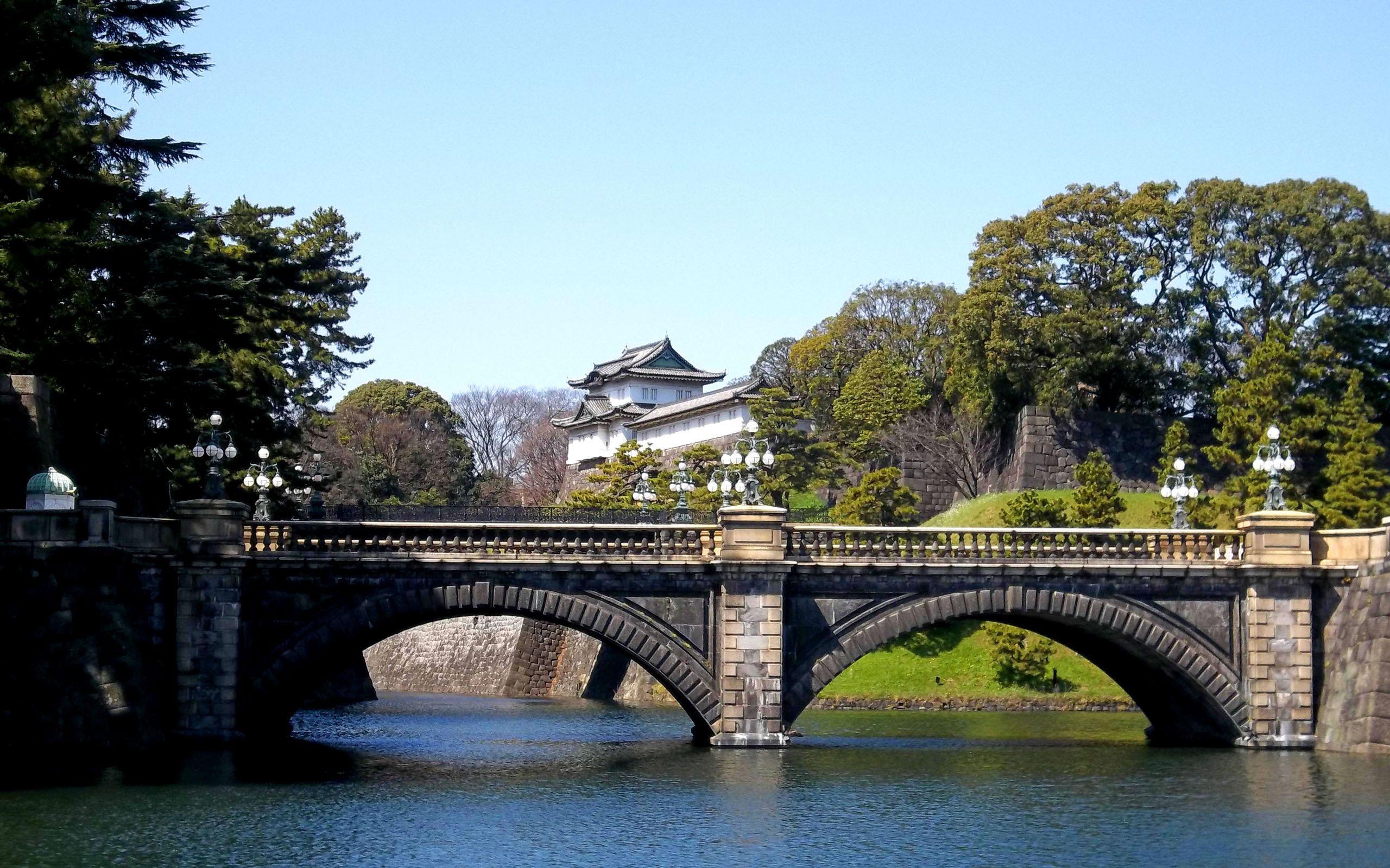 Cung điện Hoàng gia - Du lịch Nhật Bản giá rẻ Vietourist